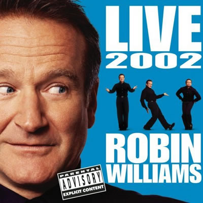 CD cover for Live On Broadway