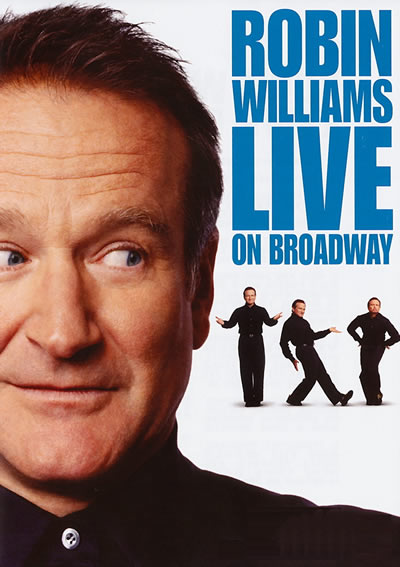 Poster for Live On Broadway