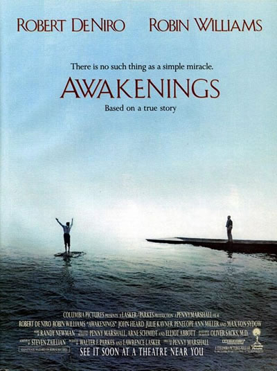 Poster for Awakenings