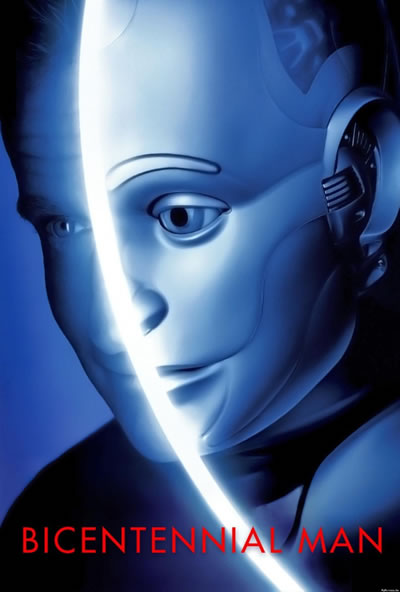 Poster for Bicentennial Man