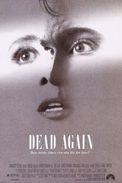 Poster for Dead Again
