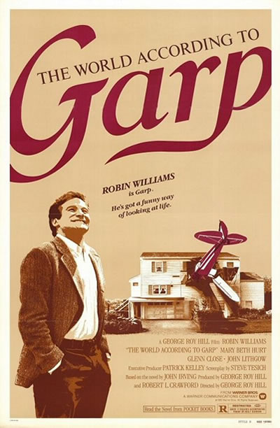 Poster for The World According to Garp