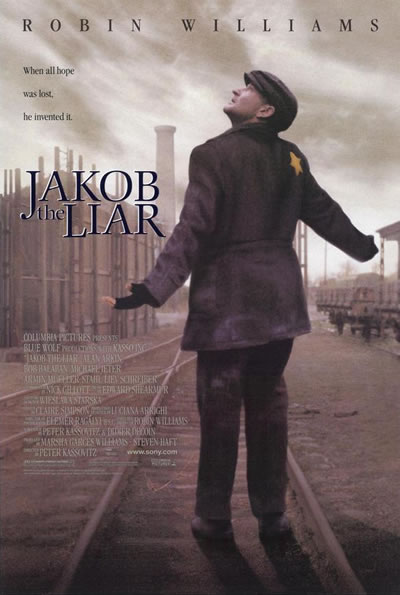 Poster for Jakob the Liar