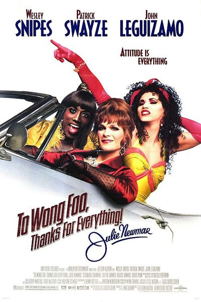 Poster for To Wong Foo, Thanks For Everything! Julie Newmar