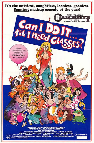 Poster for Can I Do It 'Till I Need Glasses?