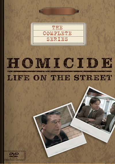 Poster for Homicide: Life on the Street