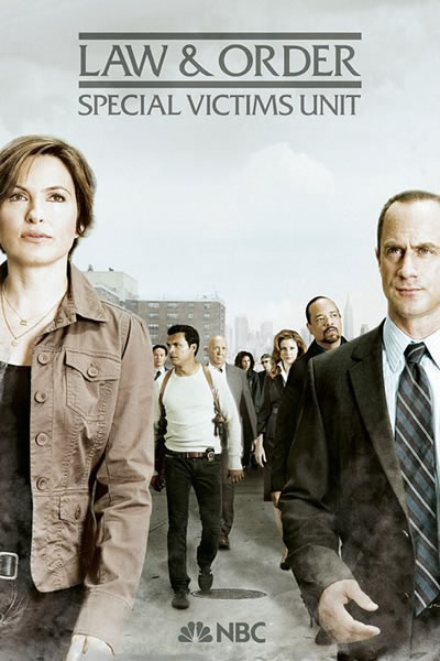 Poster for Law & Order: SVU