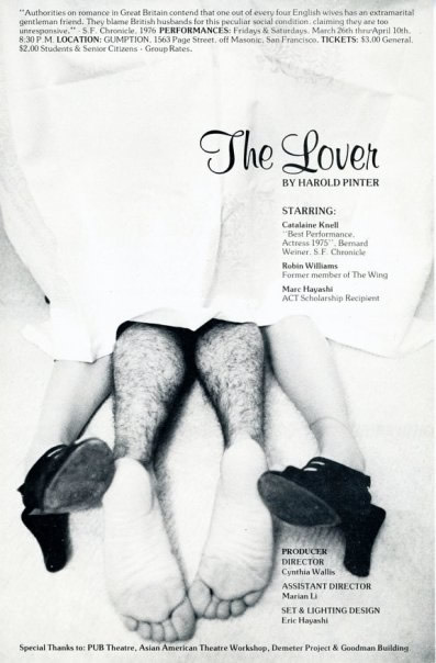 Poster for The Lover